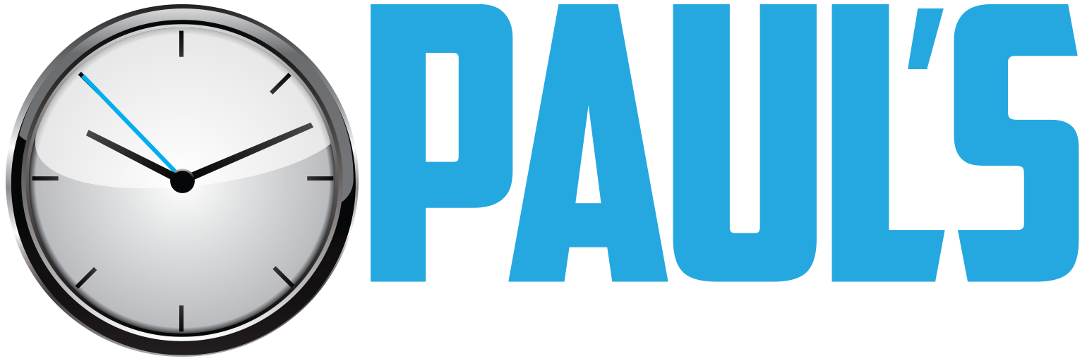 Paul's Watch & Clock Repairs | Professional Repair & Restoration Services